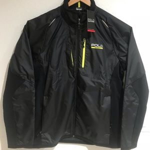 Polo Sport Ralph Lauren Hybrid Tech Jacket Black